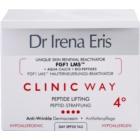 Dr Irena Eris Clinic Way 4° Frissítő és kisimító nappali krém mély ráncok ellen SPF 20