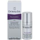 Dr Irena Eris Telomeric 60+ straffende Creme für den Augenbereich SPF 20