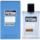 Dsquared2 Potion Blue Cadet eau de toilette férfiaknak 100 ml