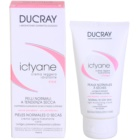 Ducray Ictyane Light Moisturizing Cream For Normal To Dry Skin