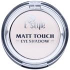 E style Matt Touch матові тіні для повік