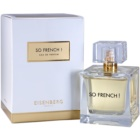 Eisenberg So French! eau de parfum nőknek 100 ml