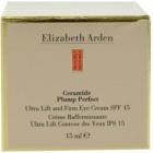 Elizabeth Arden Ceramide Plump Perfect Ultra Lift and Firm Eye Cream oční liftingový krém SPF15