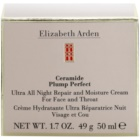 Elizabeth Arden Ceramide Plump Perfect Ultra All Night Repair and Moisture Cream obnovujúci nočný krém