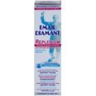 Email Diamant Replenium bleichende Zahnpasta stärkt den Zahnschmelz