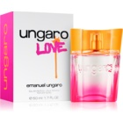 Emanuel Ungaro Ungaro Love eau de parfum nőknek 50 ml