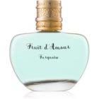 Emanuel Ungaro Fruit d'Amour Turquoise Eau de Toilette voor Vrouwen  100 ml