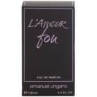 Emanuel Ungaro L'Amour Fou Parfumovaná voda pre ženy 100 ml