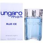 Emanuel Ungaro Man Blue Ice Eau de Toilette Herren 90 ml