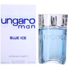 Emanuel Ungaro Man Blue Ice Eau de Toilette para homens 90 ml