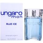 Emanuel Ungaro Man Blue Ice eau de toilette pentru barbati 90 ml