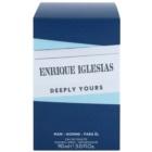 Enrique Iglesias Deeply Yours eau de toilette pour homme 90 ml