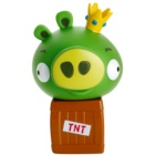 EP Line Angry Birds 3D 2 in 1 gel de dus si sampon pentru copii