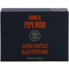 Erbario Toscano Black Pepper jabón sólido con efecto humectante