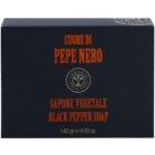 Erbario Toscano Black Pepper sapun solid cu efect de hidratare