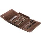 Erbe Solingen Trendy kit manucure parfaite - marron