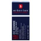 Erborian CC Cream Men sjednocující hydratační krém s matujícím účinkem SPF 25