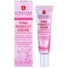 Erborian Pink Perfect rozjaśniający krem na dzień 4 v 1