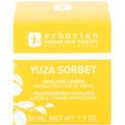 Erborian Yuza Sorbet leichte Emulsion mit Schutzwirkung gegen äußere Einflüsse