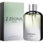 Ermenegildo Zegna Z Zegna Milan Eau de Toilette for Men 100 ml