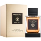 Ermenegildo Zegna Essenze Collection: Amber Gold eau de toilette férfiaknak 125 ml