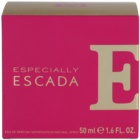 Escada Especially woda perfumowana dla kobiet 50 ml