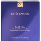 Estée Lauder Double Matte kompaktný púder pre mastnú pleť