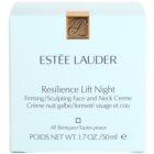Estée Lauder Resilience Lift éjszakai liftinges krém ráncok ellen minden bőrtípusra