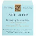 Estée Lauder Revitalizing Supreme Light lehký nemastný krém proti stárnutí pleti