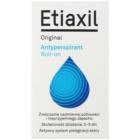 Etiaxil Original golyós dezodor roll-on 3-5 napos védelemmel minden bőrtípusra