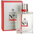 Etienne Aigner No. 1 Sport Eau de Toilette para homens 100 ml