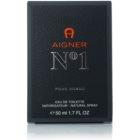 Etienne Aigner No. 1 toaletna voda za moške 50 ml