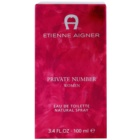 Etienne Aigner Private Number woda toaletowa dla kobiet
