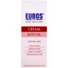 Eubos Basic Skin Care Red óleo de banho para peles secas e sensíveis