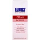 Eubos Basic Skin Care Red ulei pentru baie pentru piele uscata si sensibila