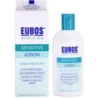 Eubos Sensitive védő tej száraz és érzékeny bőrre