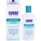 Eubos Sensitive защитно мляко за суха и чувствителна кожа