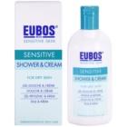 Eubos Sensitive Крем для душу з термальною водою