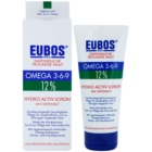 Eubos Sensitive Dry Skin Omega 3-6-9 12% Protecive Body Balm with Long-Lasting Moisturizing Effect