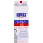 Eubos Dry Skin Urea 10% lait corporel nourrissant pour peaux sèches avec démangeaisons