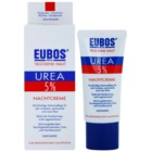Eubos Dry Skin Urea 5% crema de noapte hranitoare pentru piele sensibila si intoleranta