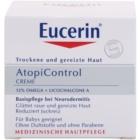Eucerin AtopiControl krém pre suchú pokožku so sklonom k svrbeniu