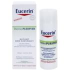 Eucerin Dermo Purifyer crème matifiante pour peaux à problèmes, acné