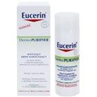 Eucerin Dermo Purifyer zmatňující krém pro problematickou pleť, akné