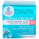 Eveline Cosmetics BioHyaluron 4D crema de día y noche 30+