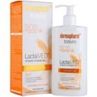 Eveline Cosmetics Dermapharm LactaMED gél intim higiéniára 3 az 1-ben