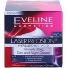 Eveline Cosmetics Laser Precision denný a nočný protivráskový krém 50+