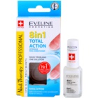 Eveline Cosmetics Nail Therapy balzam za nohte 8 v 1