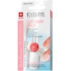 Eveline Cosmetics Nail Therapy Professional зволожуючий догляд за нігтями з кальцієм та  білками молока
