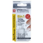 Eveline Cosmetics Nail Therapy Professional kondicionér na nehty se třpytkami